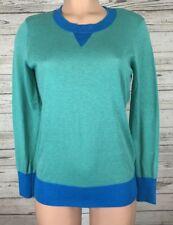 Prabal Gurung Target Small Colorblock Knit Pullover Crewneck Sweater v6