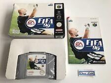 Fifa 99 - Nintendo 64 N64 - PAL FRA - Avec Notice
