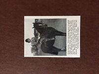 f1c ephemera 1949 picture surrey pony flash maureen sherliker bloxham