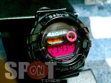 Casio Baby-G Dual Illuminator Ladies Watch BGD-140-1B BGD140 1B