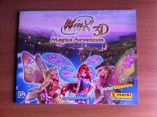ALBUM vuoto WINX CLUB 3D MAGICA AVVENTURA Panini 2010
