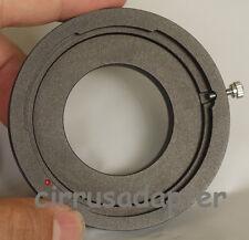 Mamiya 645 lens adapter 4/3 Olympus E-3 E-5 E-620 E-30