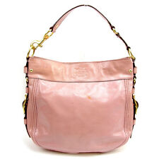Coach Shoulder bag Pink Woman Authentic Used Y6650
