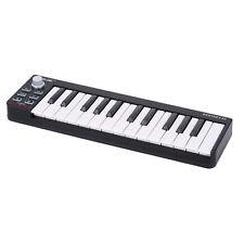 Worlde Easykey 25 Keyboard Mini 25-Key USB MIDI Controller Musical R6N7