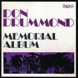Don Drummond - Memorial Album [New CD] UK - Import