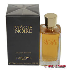 Magie Noire By Lancome 2.5oz/75ml Edt Spray For Women New In Box