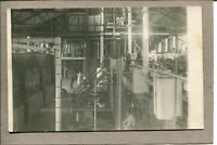 Postcard Factory Interior Workers c1930s Real Photo RPPC 2625N