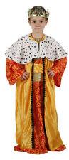 Bb S1105117 Costume per Bambini Th3 Party Re Magio Taglia 5-6 anni