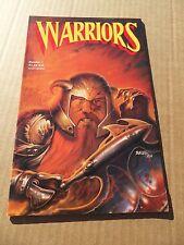 Warriors  1 . A. Hugues / S. Stiles - Adventure Comics 1987 -  VF / VF+
