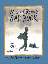 Michael Rosen's Sad Book (Boston Globe-Horn Book Honors (Awards)) by Rosen, Mic