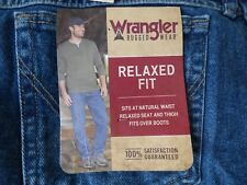 Wrangler Rugged Wear Relaxed Fit Jean Men's SIZES BIG & TALL