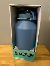 MANNA STAINLESS STEEL DOUBLE WALL CONVOY BOTTLE 64OZ NEW