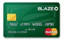 Stink Sack Blaze Master Kush XX-Small Masterkush Credit Card Bag 1 Stinksack