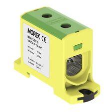 Verteilerblock f. Al/Cu 16-120mm2 gelb-grün 1P OTL 120 MAA1120Y10 Morek 3934