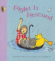 Piglet is Rescued (Winnie-the-Pooh Easy Readers S), Milne, A. A., Very Good Book