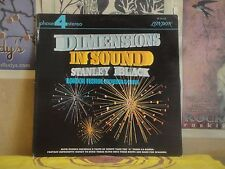 STANLEY BLACK, DIMENSIONS IN SOUND - LONDON PHASE 4 LP SP 44105