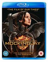The Hunger Games MockingJay Part 1 [Bluray] [2018] [DVD][Region 2]