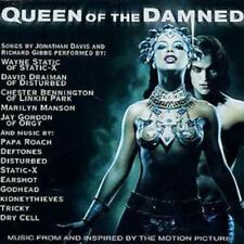Various Artists : Queen Of The Damned CD (2002)