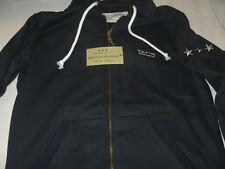 Surplus Herren Hoodie Hoody Zipper RAW Vintage Jacke NEU ungetragen Dark Blue 1a