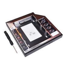 9,5mm Caddy 2nd adattatore universale sata 3.0 SSD CD DVD sostituisci dvd con hd