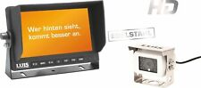 "LUIS 7""-HD-Rückfahrsystem Professional Nachtsicht Heizung Rückfahrkamera Monitor"
