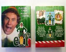 ELF 2003 Fantasy Comedy Movie WILL FERRELL BUDDY 1 Pc SINGLE DECK PLAYING CARDS