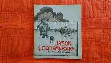 Jason & Clytemnestra By:  William R. Callahan PB 1983 Quixote Center
