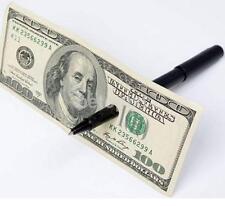 Close-Up Magic Trick Penetration Pen Through Paper Money Amazing Stage Show