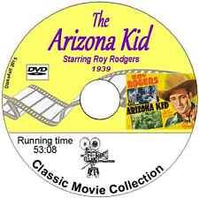 The Arizona Kid -  Roy Rodgers 1937 Western Film Movie on DVD