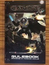 Deadzone 2nd Edition: Rulebook Hard Cover