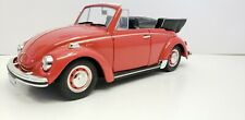 1/18 VW Kafer 2001 red  Convertible Revell.Rare !!