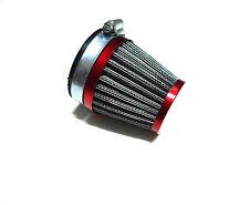 BMW Sportluftfilter Tuning Motorrad Luftfilter ATV 60mm AIR Luft filter Neu