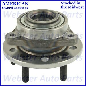Front/Rear Wheel hub Assembly for Chrysler, Dodge, Eagle & Plymouth