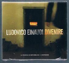 LUDOVICO EINAUDI DIVENIRE CD DIGIPACK EDITORIALE SIGILLATO!!!