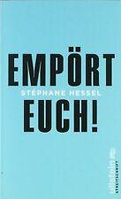 Empört Euch! von Stéphane Hessel | Buch | Zustand gut