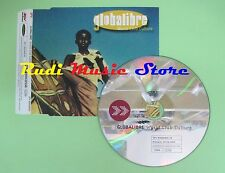 CD singolo GLOBALIBRE world club culture PROMO 2005 GERMANY no vhs lp mc(S18)