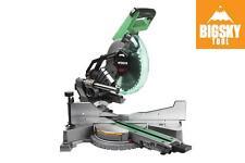 "Hitachi C10FSHC 10"" Sliding Compound Dual Bevel Miter Saw with Laser (Recon G..."