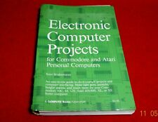 Electronic Computer Projects for Commodore 64 and Atari Computers