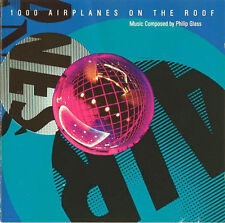 Philip Glass - 1000 Airplanes on the Roof VIRGIN RECORDS CD 1989 (CDVE 39)