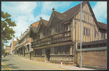 Warwickshire Postcard - Ford's Hospital, Coventry   C1121