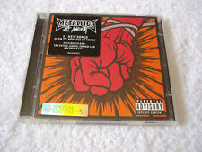 Metallica ‎– St. Anger Label: Vertigo ‎– 0602498654033 CD