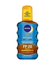 Olio protettivo SPF 20 NIVEA 3557 200 ml