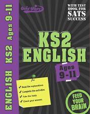 Gold Stars: KS2 Workbooks Age 9-11 English (Key Stage 2 Gold Stars),Gold Stars