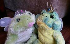 "Aurora Sharon Lea Larsen Crowned Princess Felicia Frog & prince 12"" wedding gift"