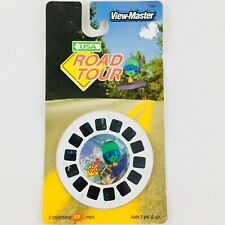 View-Master USA Road Tour 3 Reels 21 3D Pictures Famous US Landmarks 2000 New