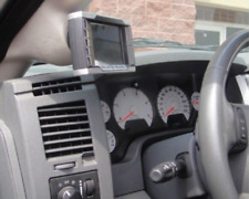 H&S Performance Pillar Mount Black MAXX MINI MAXX For 03-09 Dodge Ram Cummins