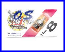 BRAND NEW OS #8 # 8 2 TWO STROKE NITRO RC AIRPLANE CAR/TRUCK GLOW PLUG OSMG2691