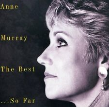 Best So Far - Anne Murray (1994, CD NEUF)