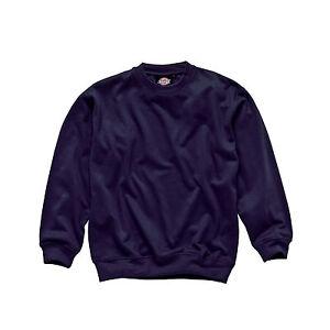 Dickies SH11125 XXXL Navy Crew Neck Sweatshirt