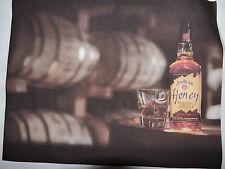 1 Jim Beam Honey Bottle Whiskey Barrels Quilt Block Whiskey Blocks Squares